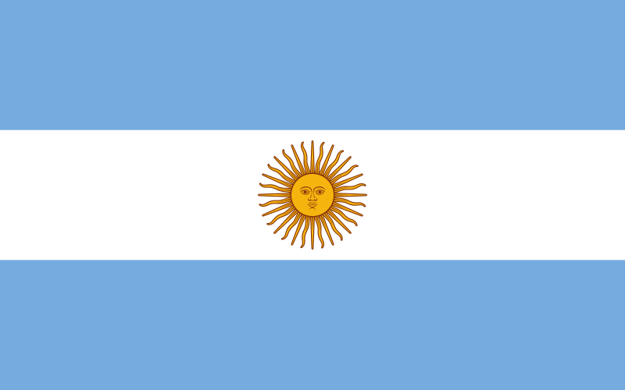 Argentínska vlajka