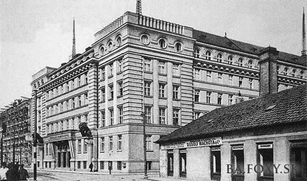 Budova, v ktorej prebiehala väčšina výsluchov, sa nachádza na Špitálskej ulici v Bratislave.