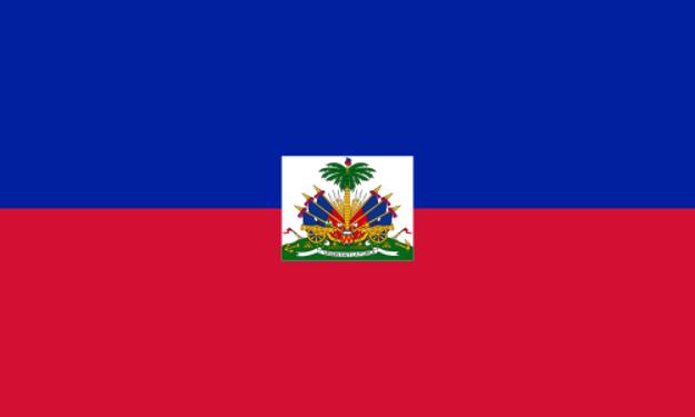 Štátna vlajka Haiti