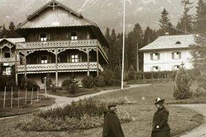 1906 - Švajčiarsky dom