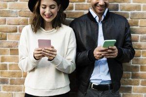 mobilný telefón dátumové údaje lokalít