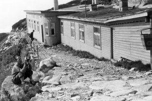 1958 - Skalnatá chata