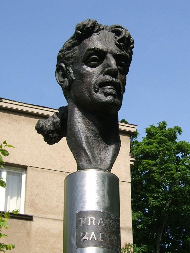 Frank Zappa v Užupise