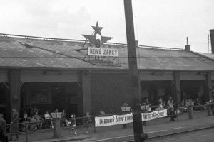 1965 - Vlaková stanica