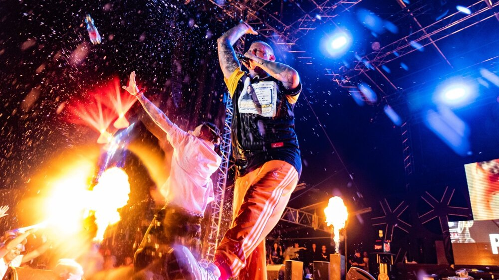 Jún 2019 - Separ na festivale Hip hop žije