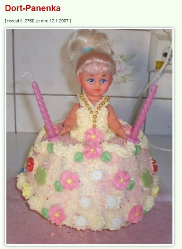 babika torta Mimibazar.cz