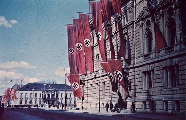 Berlín v časoch nacistického Nemecka