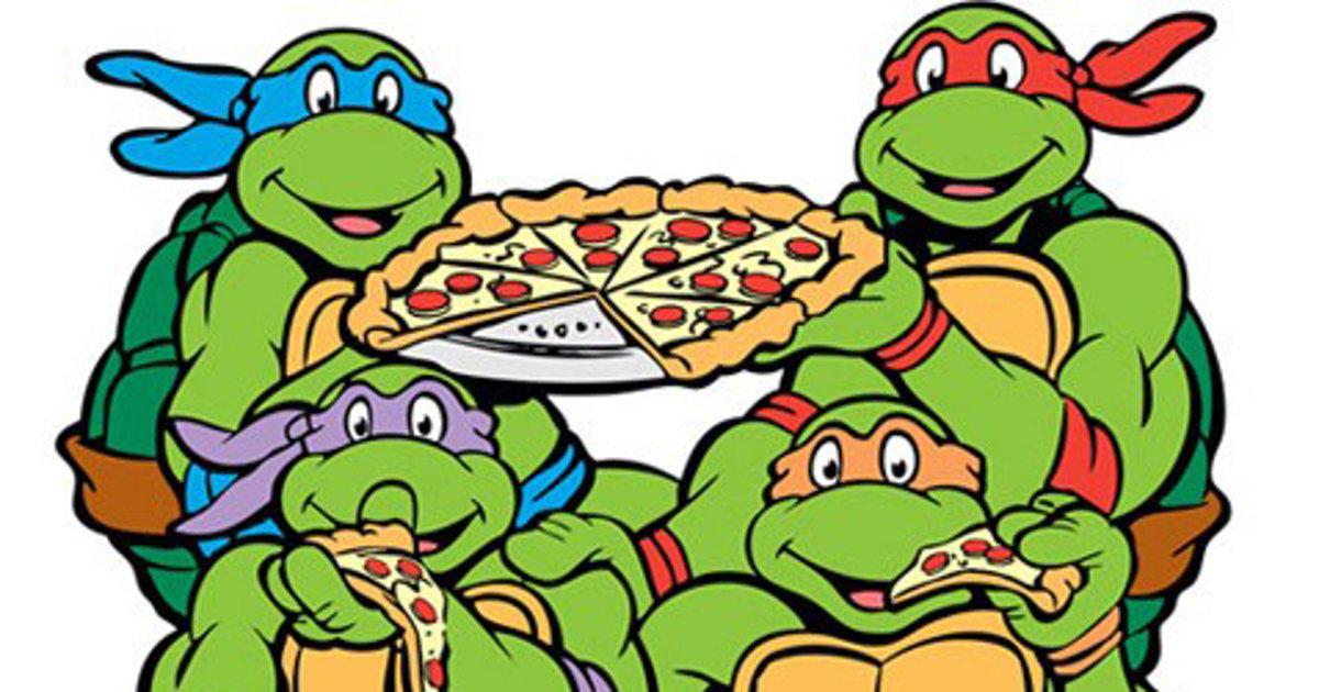 Dali by ste si pizzu ktorú jedli ninja korytnačky vieme