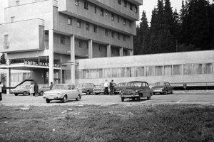 1972 - Hotel Panoráma