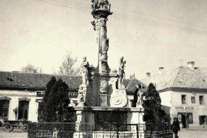 1941 - Hlavné námestie