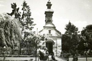 1941 - Námestie sv. Anny