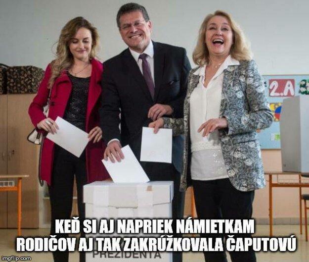 Prezidentske memy: Najlepsie vtipy o prezidentskych volbach