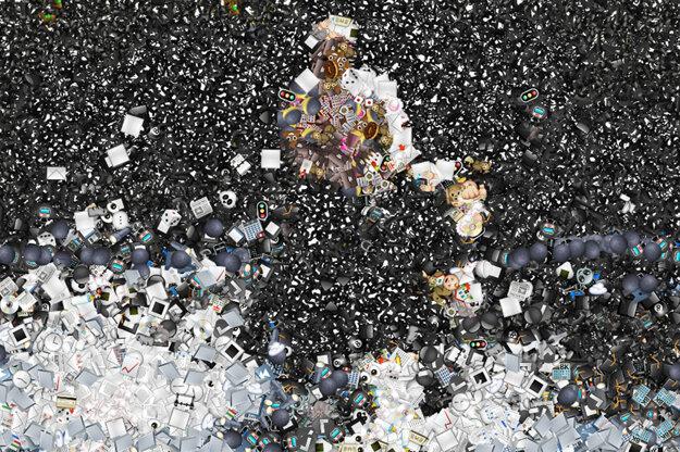 reprofoto youtube.com/Miguel Deitos/Emoji Mosaic
