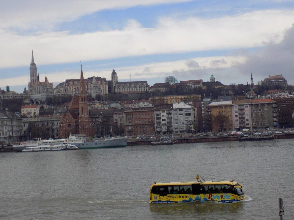 RiverRide, Budapešť