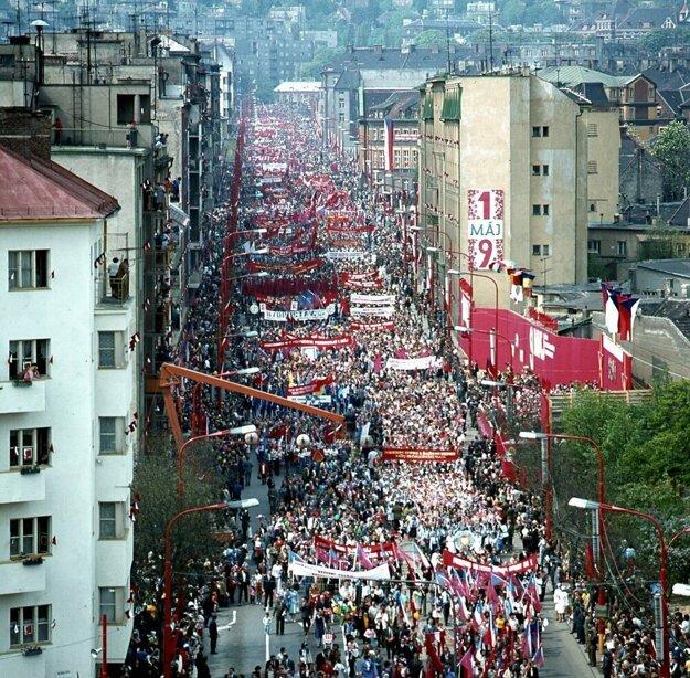 Bratislava, 1977.