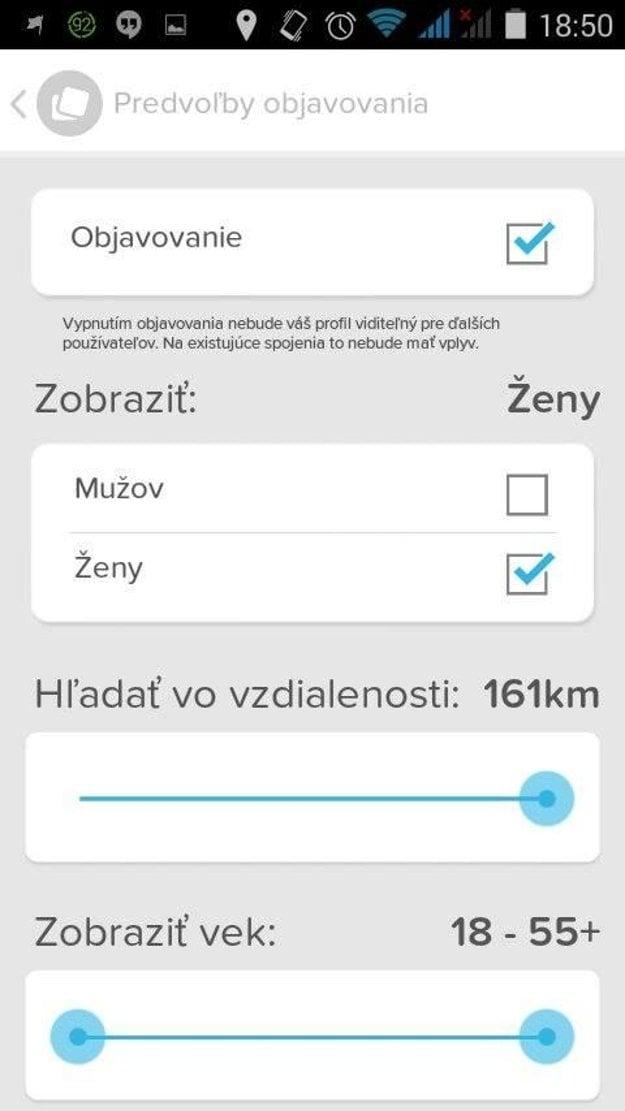 Zoznamka formulár žiadosti o webovú stránku