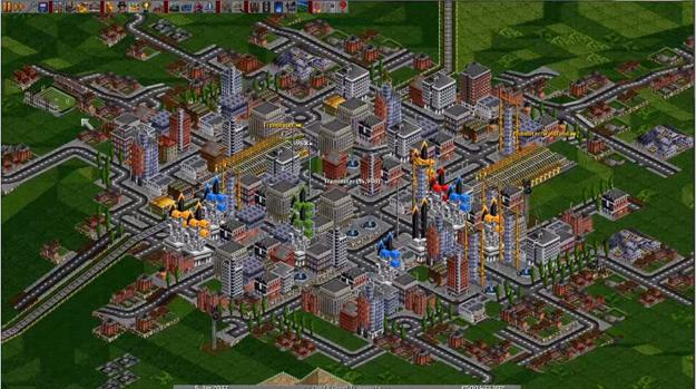 Penta simulátor 90-tych rokov