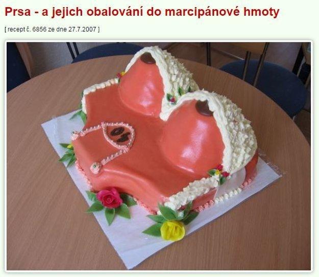 prsia torta Mimibazar.cz