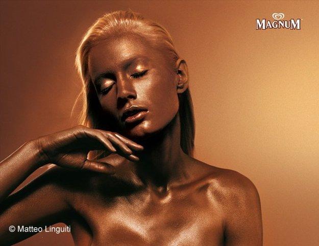 Reklamná kampaň pre Magnum, 2004.