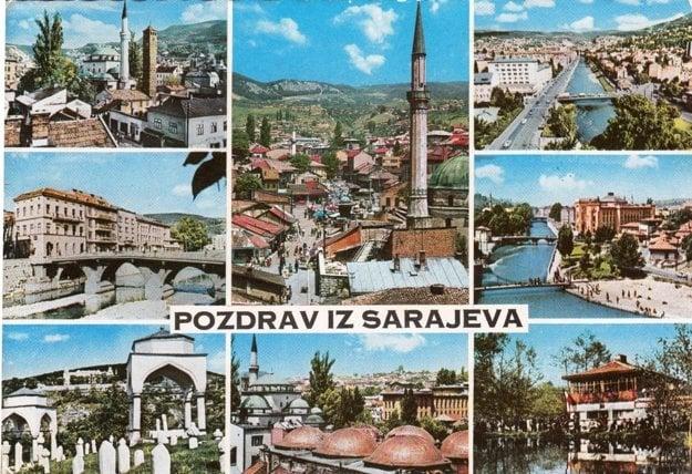 Pozdrav zo Sarajeva