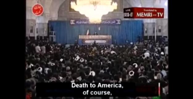 Z prejavu Najvyššieho vodcu v roku 2015