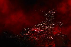 Červený kameň (Realita/Reality).  Tento kameň existuje vo forme tmavočervenej tekutiny (Aether). Tá je schopná preniknúť do tela živej bytosti, čo dáva hostiteľovi schopnosť deformovať realitu tak, ako len chce.