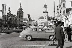 1964 - Námestie SNP