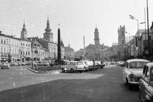 1969 - Námestie SNP