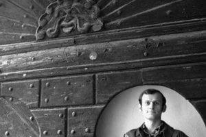 1973 - Dolná ulica 8, dvor Bethlenovho domu
