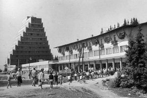 1971 - Hotel Panoráma
