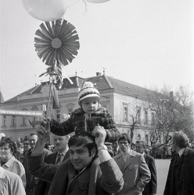 Trnava, 1980.