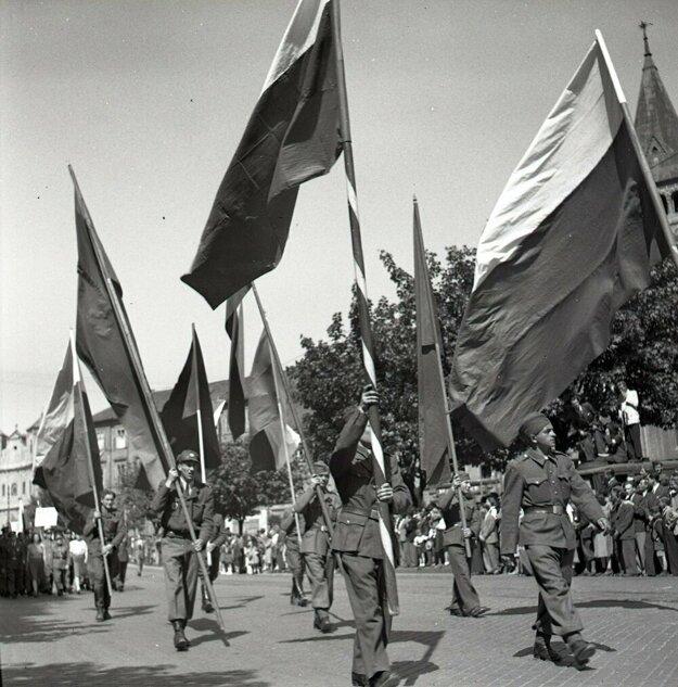 Bratislava, 1946.