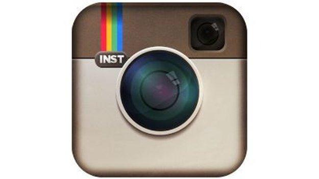 Instagram - pôvodné logo