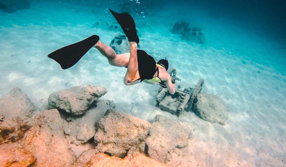 7381a992a Najlepšie európske miesta na potápanie a šnorchlovanie pod vodou skrývajú  fascinujúci svet