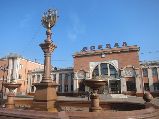 Hlavné mesto Birobidžan