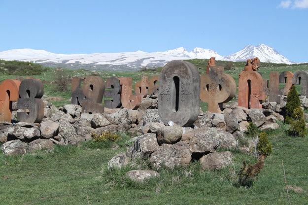 Pamätník arménskej abecedy