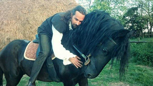 Ale tento koník je môj.