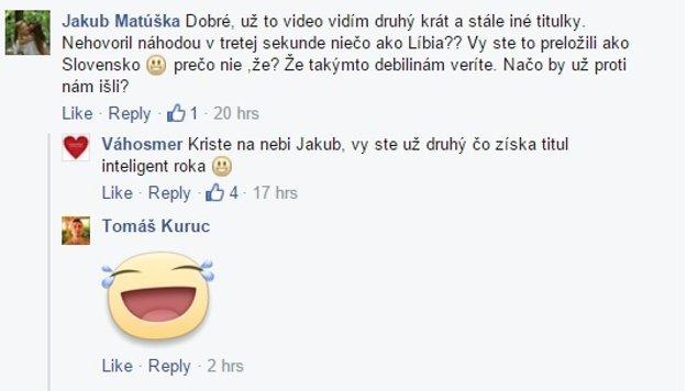 Facebook - Váhosmer