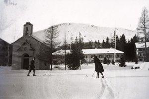 1907 - Starý Smokovec