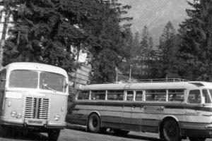 1954 - Starý Smokovec