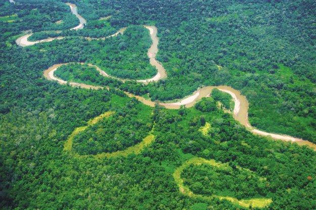 V Ekvádore môžete zažiť aj divokú Amazóniu.