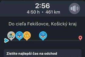 """Waze svojim fanúšikom na Facebooku pripomína, že aby sa do Fekišoviec dostali bezpečne, mali by použiť ich navigačný softvér.  """"Cesta do Fekišoviec je dlhá a plná nástrah. Použite Waze aby ste sa tam dostali bezpečne."""""""