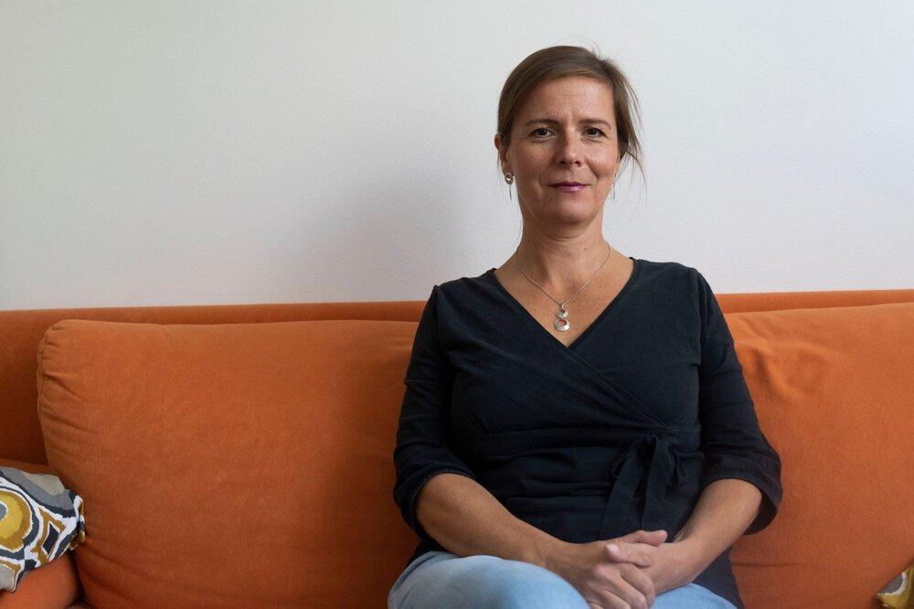 Psychoterapeutka Hana Ševčíková.