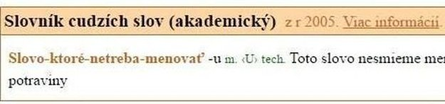 tetrapak slovnik
