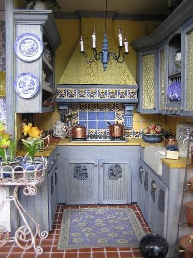 8814379a6381 Máte príliš malú kuchyňu  20 inšpirácií