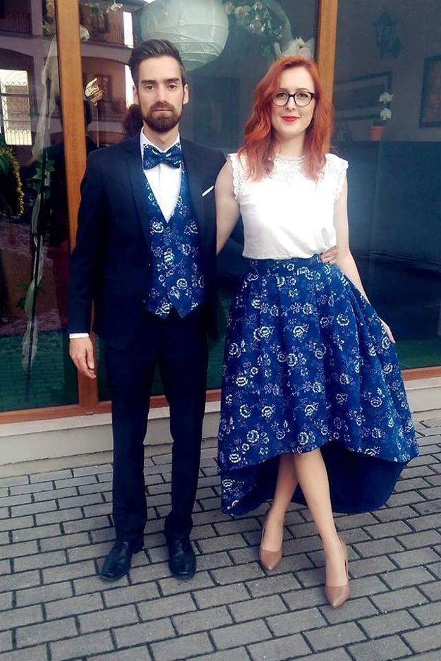 Veronika a Reinhard