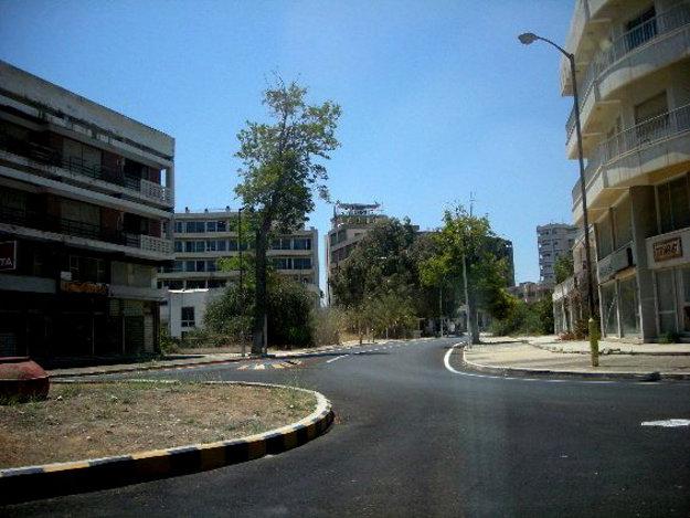 Prázdne ulice