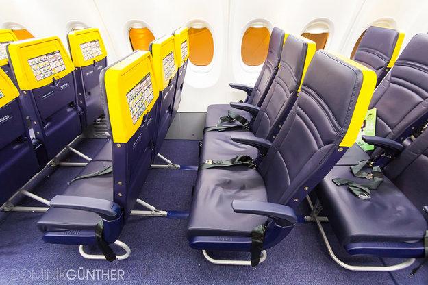 Moderné sedadlá