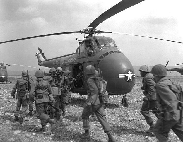 Američania v Kórejskej vojne
