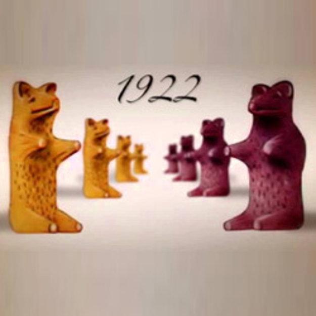 Haribo Dancing Bears